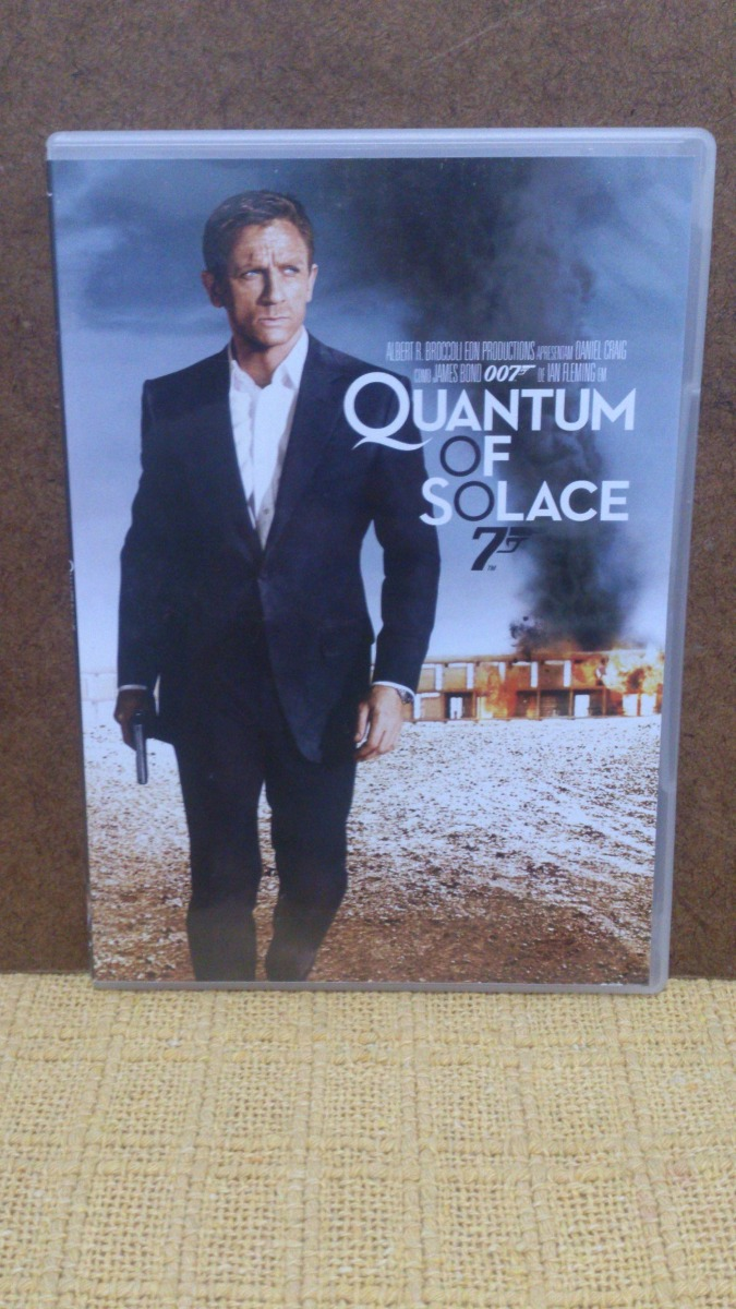 quantum of solace dublado