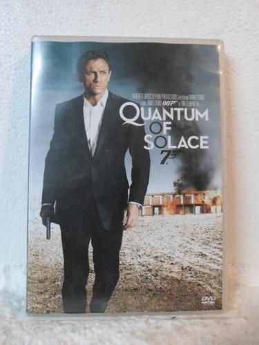 dvd 007 - quantum of solace - original