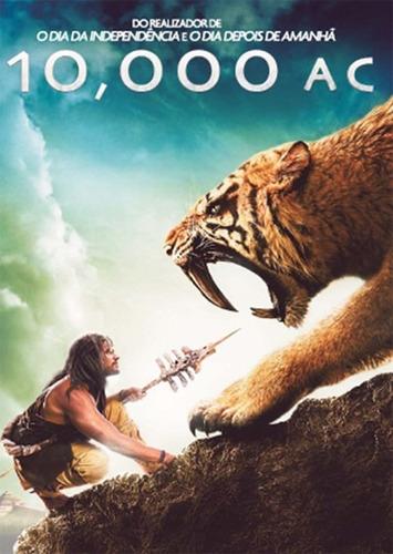 dvd - 10.000 a.c -------- novo e lacrado