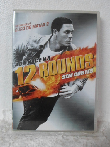 dvd 12 rounds - original