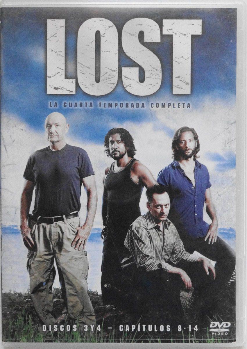 Dvd (2) Lost Cuarta Temporada Discos 3 Y 4 Capítulos 8-14 - $ 49.00 ...