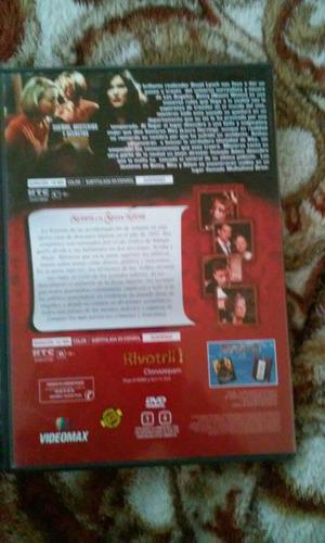 dvd 2 peliculas en 1 muerte a la media noche y sueños mister
