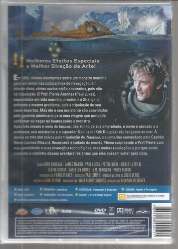 dvd 20000 leguas submarinas classicline bonellihq cx423 h18