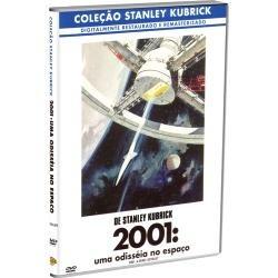 dvd 2001 uma odisséia no espaço (1968)  stanley kubrick