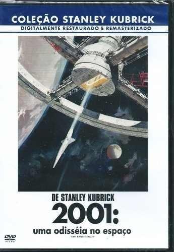 dvd 2001: uma odisseia no espaço