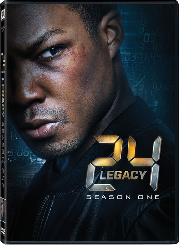 dvd : 24: legacy (boxed set, , dubbed, dolby, ac-3)