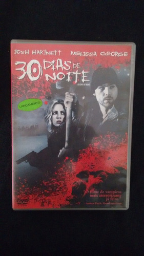 dvd 30 dias de noite - josh hartnett e melissa george