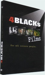 dvd 4 blacks - for all colours people