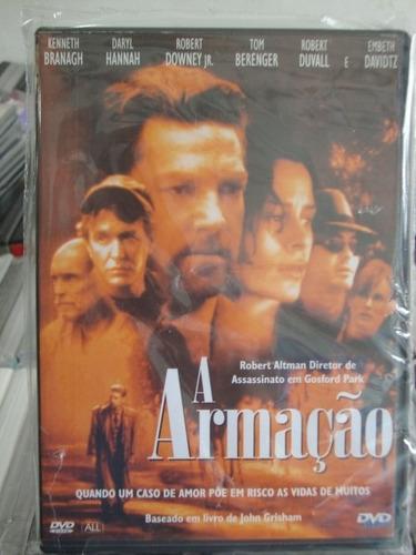 dvd a armação