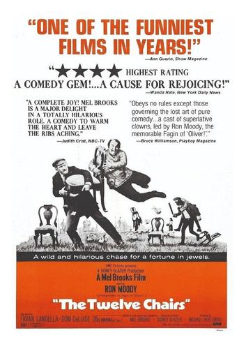 dvd a arte de mel brooks - 2 discos 4 filmes - original