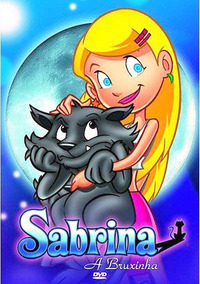 553e6ef3f Dvd De Episodios De Desenho Da Sabrina A Bruxinha no Mercado Livre Brasil