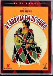 dvd a carruagem de ouro jean renoir  anna magnani - 1953  +
