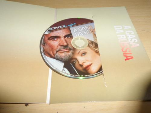 dvd a casa da rússia