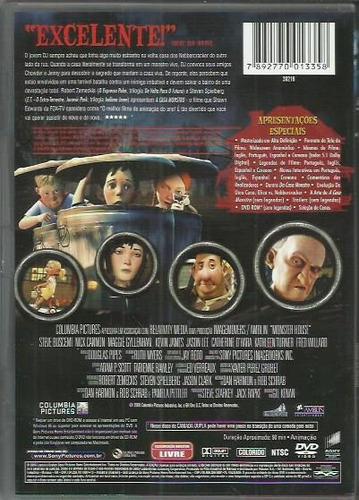 dvd a casa monstro
