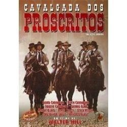 dvd a cavalgada dos proscritos