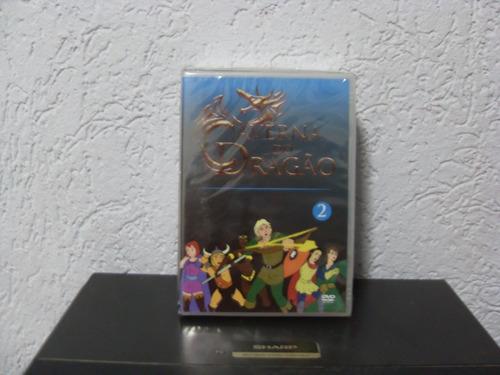 dvd a caverna do dragão  dvd (2) ( desenho animado )