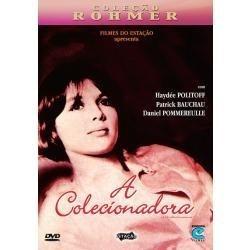 dvd a colecionadora - coleção rohmer