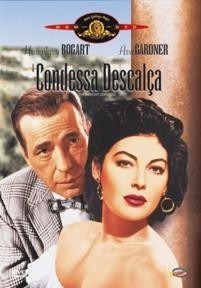 dvd a condessa descalça, h. bogart  ava gardner  1954 +