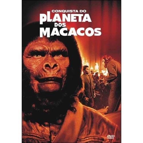 dvd a conquista do planeta dos macacos