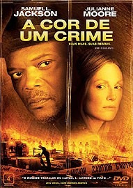 dvd a cor de um crime samuel l jackson julianne moore