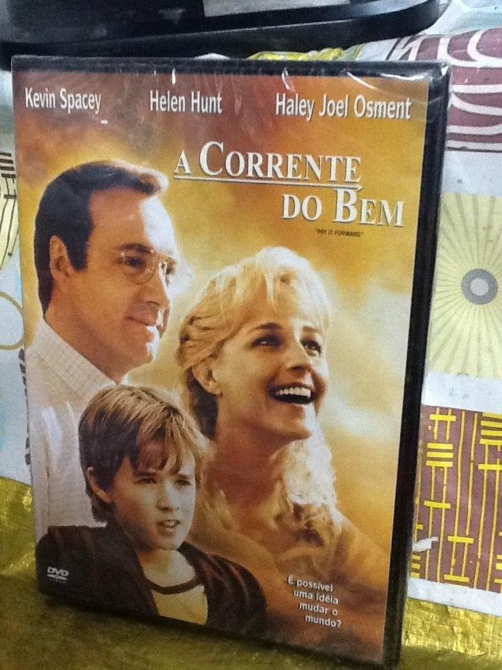 Dvd A Corrente Do Bem R 39 00 Em Mercado Livre