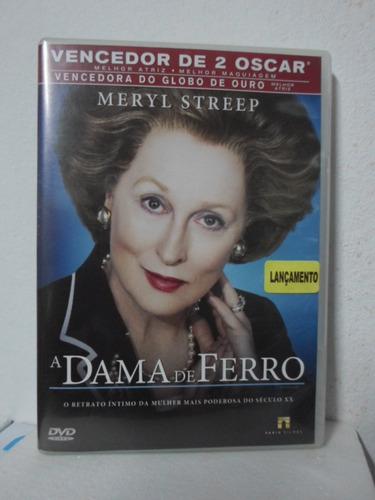dvd a dama de ferro