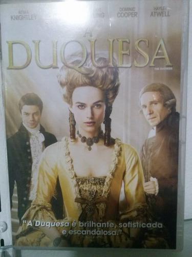 dvd - a duquesa
