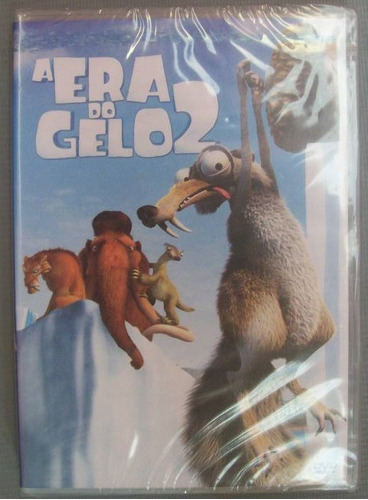 dvd a era do gelo i i.