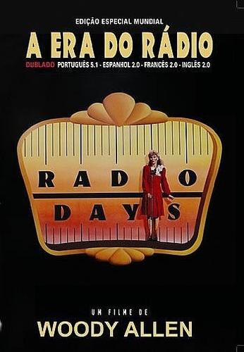 dvd a era do rádio 1987  dublado + outro filme de brinde