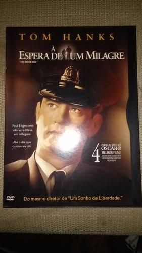 dvd a espera de um milagre tom hanks frank daranbont
