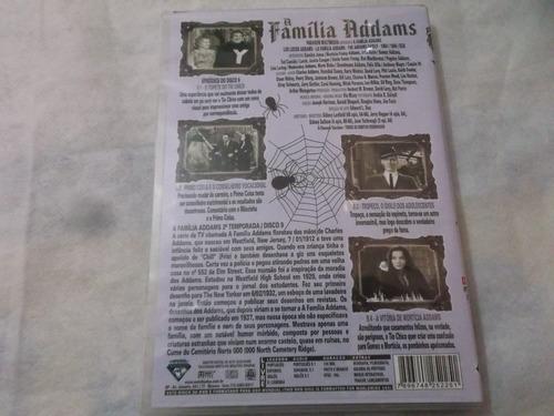 dvd a familia addams vl 9  charles addams dublado e8b5