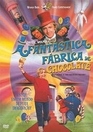 dvd a fantástica fábrica de chocolates