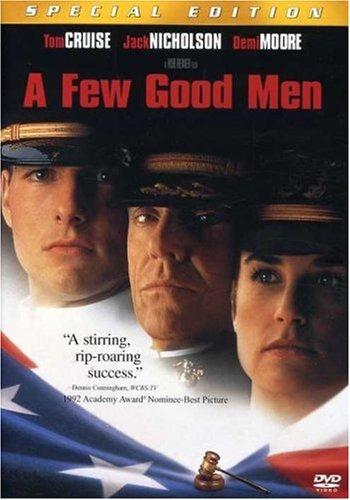 dvd : a few good men (special edition, widescreen, )