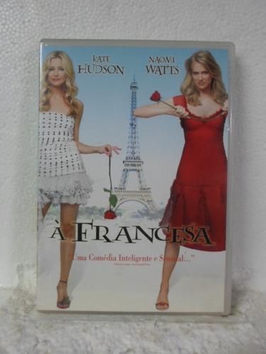 dvd a francesa - original