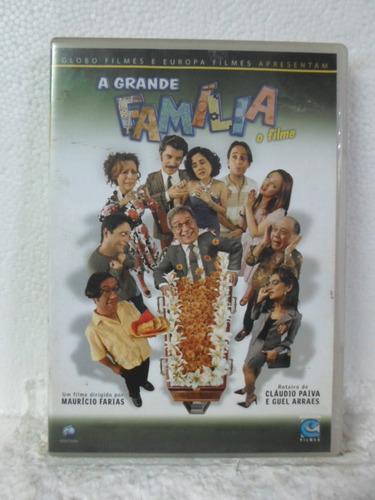 dvd a grande familia