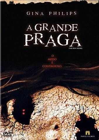 dvd a grande praga -  gina philips - alex hassell