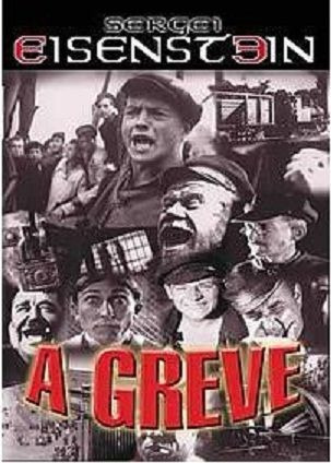 dvd - a greve - serguei eisenstein
