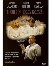 dvd - a guerra dos roses - novo e  lacrado