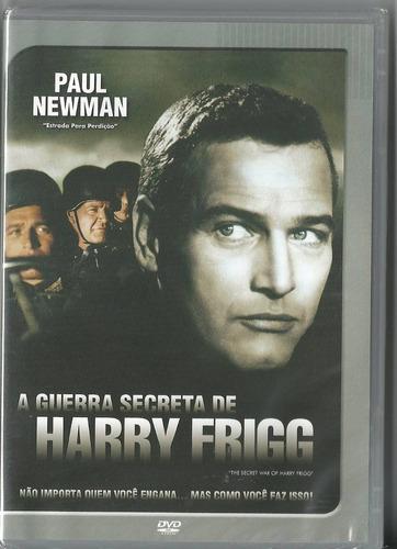 dvd a guerra secreta de harry frigg  novo/orig/lacrado