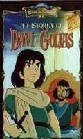 dvd - a história de davi e golias