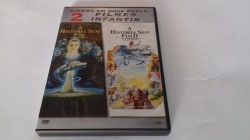 dvd a história sem fim & a história sem fim  il