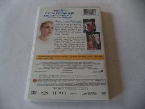 dvd a história sem fim (dublado) original