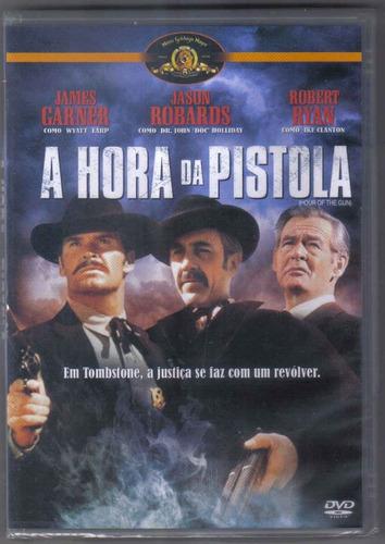 dvd - a hora da pistola - classico