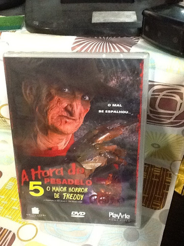 dvd a hora do pesadelo 1ª a 7ª sete filmes