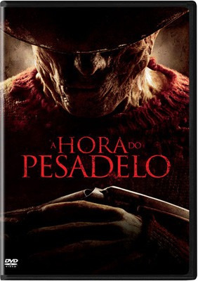 dvd a hora do pesadelo