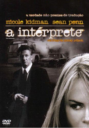 dvd a interprete nicole kidman original lacrado