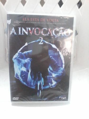 dvd a invocação 2 - terror