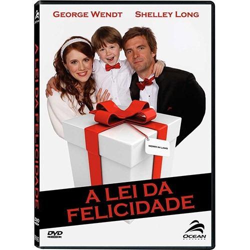 dvd a lei da felicidade (2012) george wendt