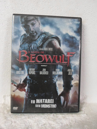 dvd a lenda de beowulf - frete: 8,00