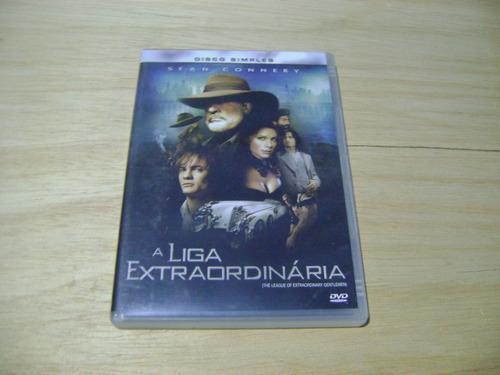 dvd a liga extraordinaria sean connery